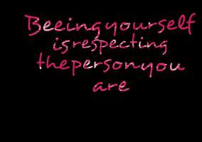 Respecting quote #1