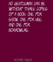 Richard Heber's quote #1