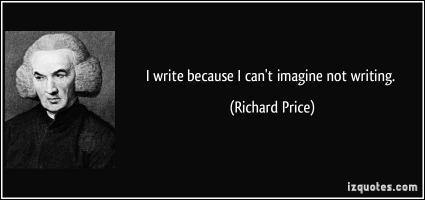 Richard Price's quote