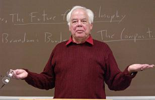 Richard Rorty profile photo
