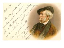 Richard Wagner's quote