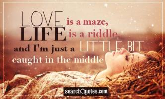 Riddle quote #1