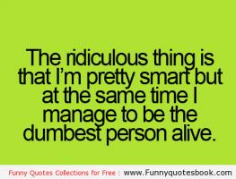 Ridiculous Thing quote #2