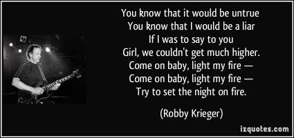 Robby Krieger's quote #3