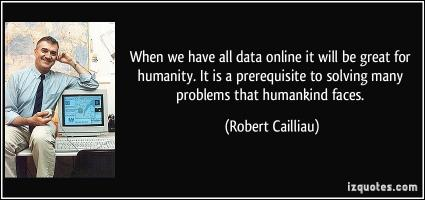 Robert Cailliau's quote #7