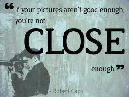 Robert Capa's quote #6