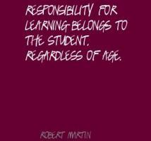 Robert Martin's quote #1