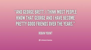 Robin Yount's quote