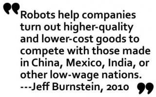 Robotic quote #2