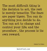 Robyn Davidson's quote