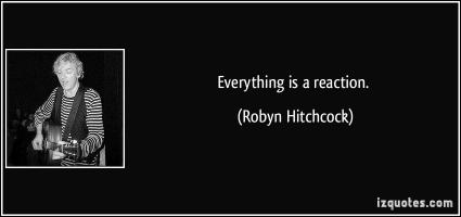 Robyn Hitchcock's quote