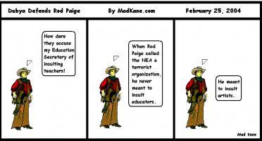 Rod Paige's quote #1