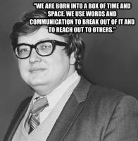 Roger Ebert's quote