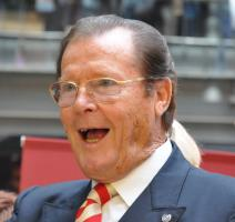 Roger Moore profile photo