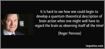 Roger Penrose's quote