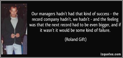 Roland Gift's quote #2