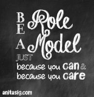 Role Model quote #2