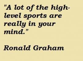 Ronald Graham's quote