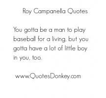 Roy Campanella's quote #1