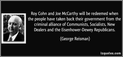 Roy Cohn's quote #1