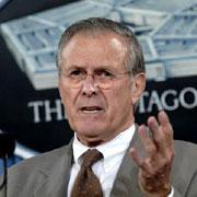 Rumsfeld quote #2