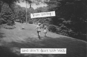 Running Away quote #2