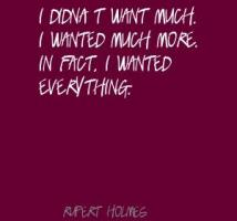 Rupert Holmes's quote #6