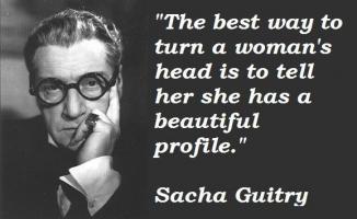 Sacha Guitry's quote #5