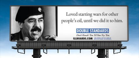 Saddam Hussein quote #2