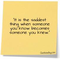 Saddest Thing quote #2