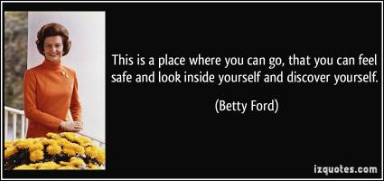 Safe Place quote #2