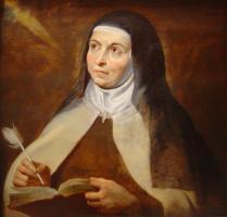 Saint Teresa of Avila profile photo