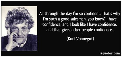 Salesman quote #5