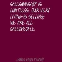 Salesmanship quote #2
