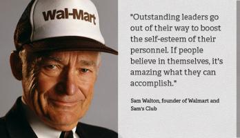 Sam Walton's quote #4