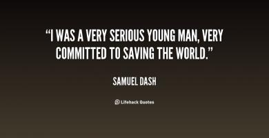 Samuel Dash's quote