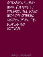 Samuel J. Palmisano's quote #3