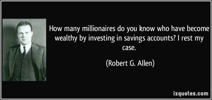 Savings quote #5
