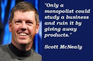 Scott McNealy's quote #3