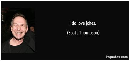 Scott Thompson's quote
