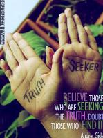 Seeker quote #1