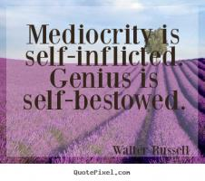 Self-Inflicted quote #2