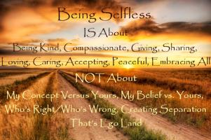Selfless quote #3