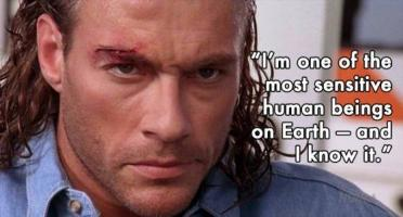 Sensitive Human quote