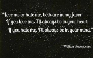 Shakespearean quote #2