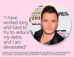Shane Filan's quote