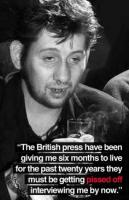 Shane MacGowan's quote #2