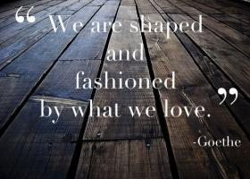 Shaped quote #2