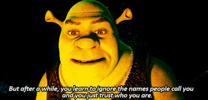 Shrek quote #1