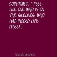 Sidelines quote #1